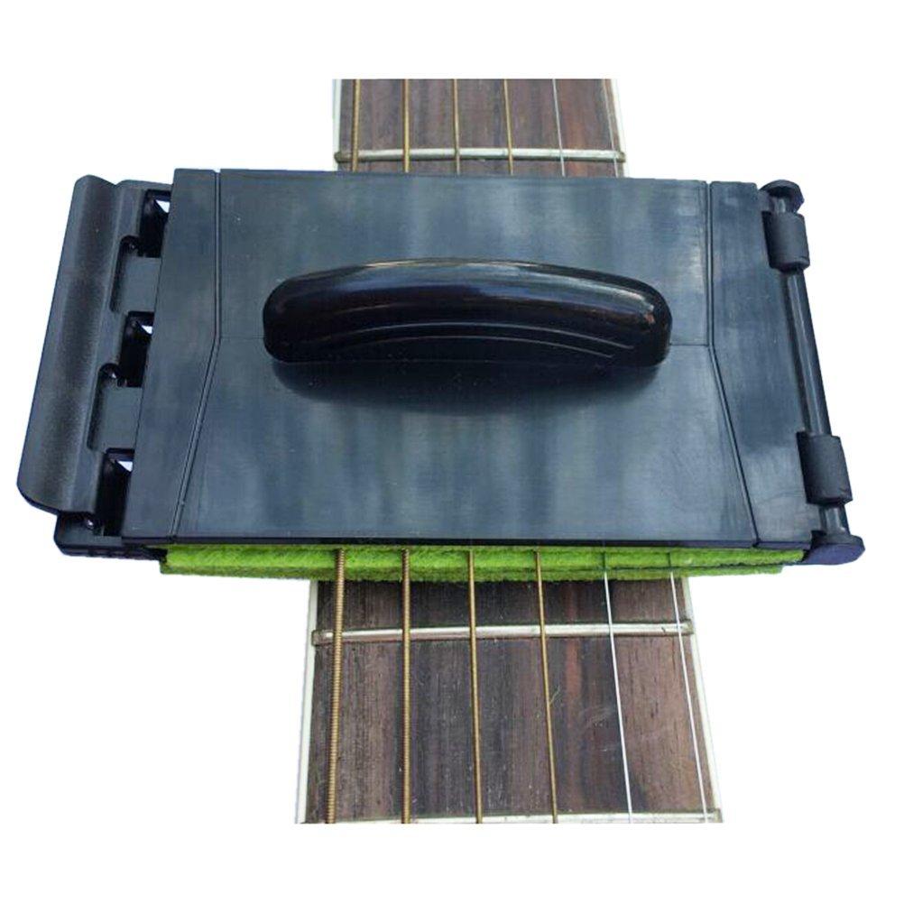 WINOMO Nettoyeur de cordes pour Guitare (couleur aléatoire)