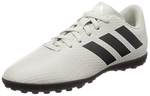 adidas Nemeziz Tango 18.4 TF J, Botas de fútbol Unisex niño, (Placen/