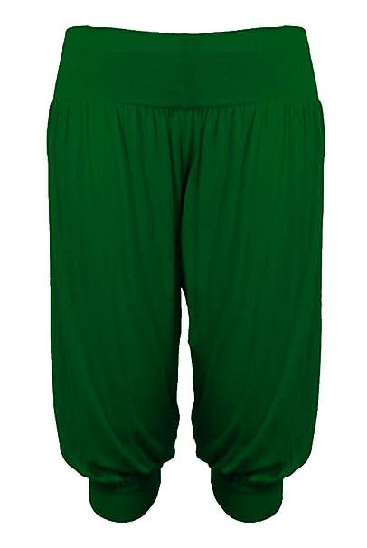 New with Tag Ladies Women/'s Legenlookn Ali Baba Trouser Pants Legging