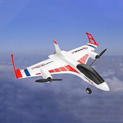 Amazon com: Six-Way Brushless Aerobatic Aircraft Foam Glider
