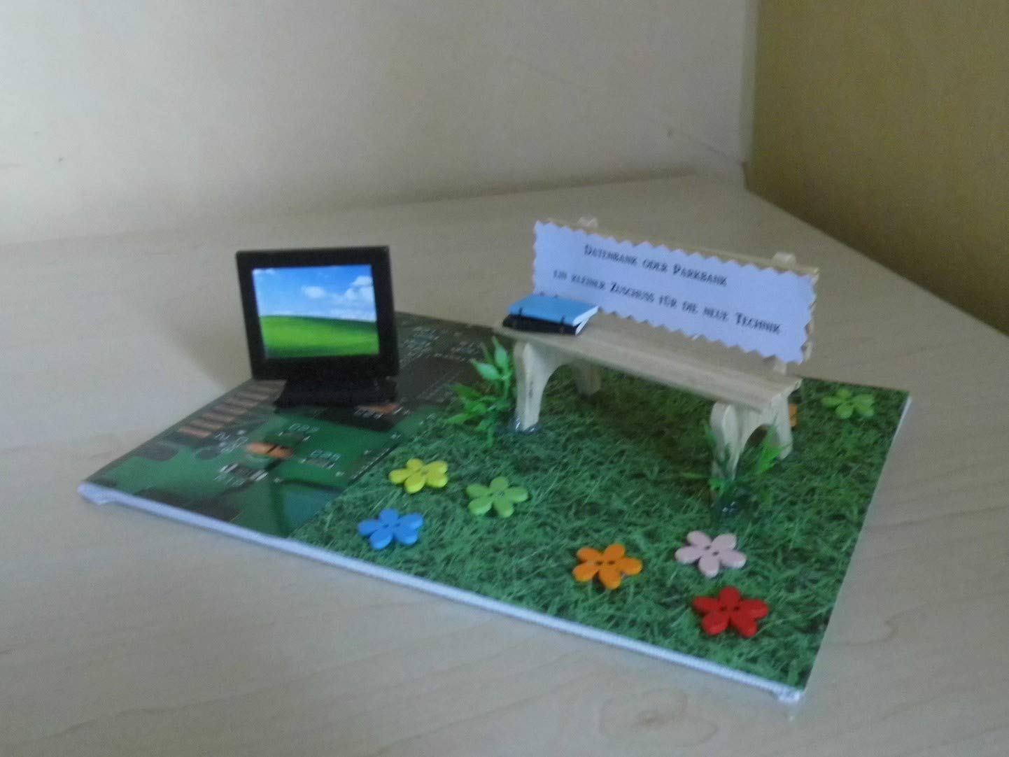 Geldgeschenk Pc Oder Laptop Amazon De Handmade