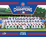 "Chicago Cubs 2016 World Series Champions Team Photo 8"" x 10"" Photo"