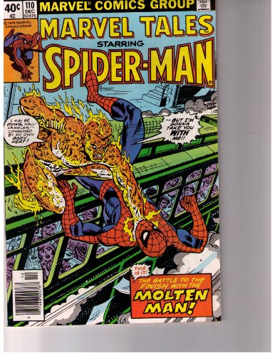 Marvel Tales #110 : Starring Spider-Man in