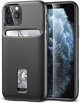 ESR Funda Protectora con Tarjetero para iPhone 11 Pro MAX. Funda ...