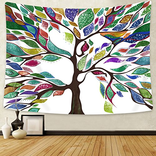 Tapestry Wall Tapestry Wall Hanging Tapestries Life Tree Wall Tapestry (59.1