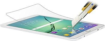 StilGut Protection d'écran en Verre trempé pour Samsung Galaxy Tab. Protection Ultra-résistante et Transparente