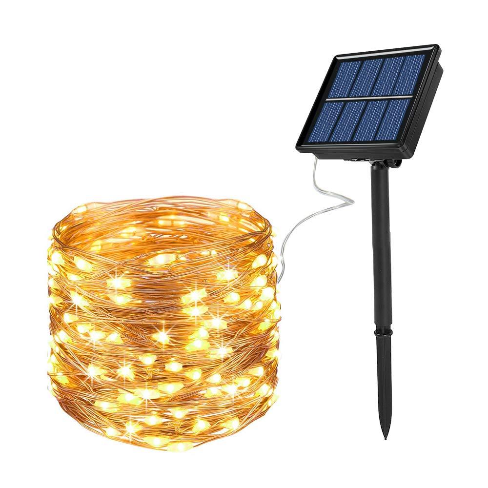 Solar Fairy Light: Ankway Fairy Solar Lights