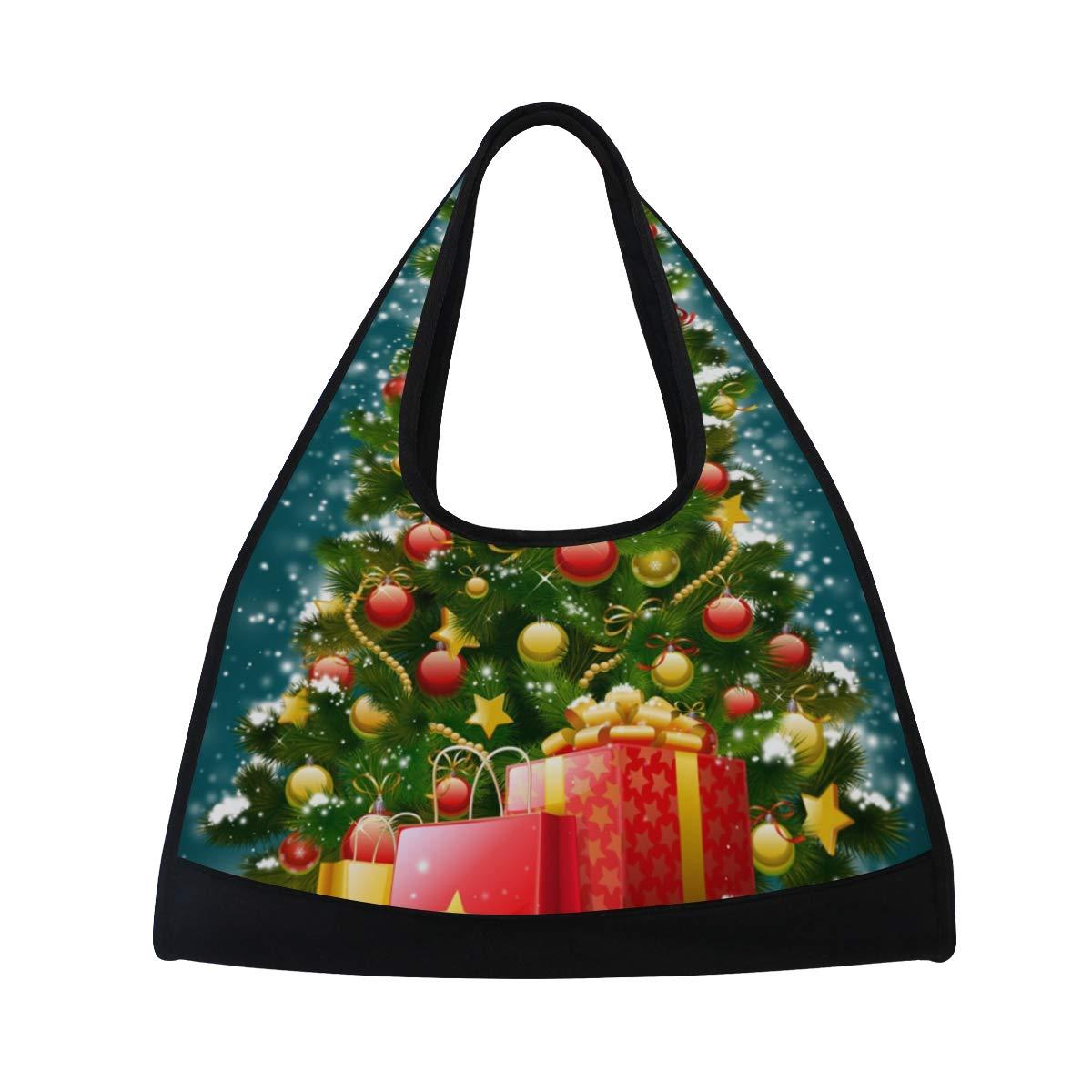 優れた品質 HUVATT 6.7 ジムバッグ ラージ x クリスマスツリー レディース 20 ヨガ キャンバス ダッフルバッグ スポーツ トートバッグ ガールズ B07KWPHJ1S パターン1 20 x 18.5 x 6.7 inch 20 x 18.5 x 6.7 inch|パターン1, ブランズガーデン:ff93d1f1 --- ballyshannonshow.com