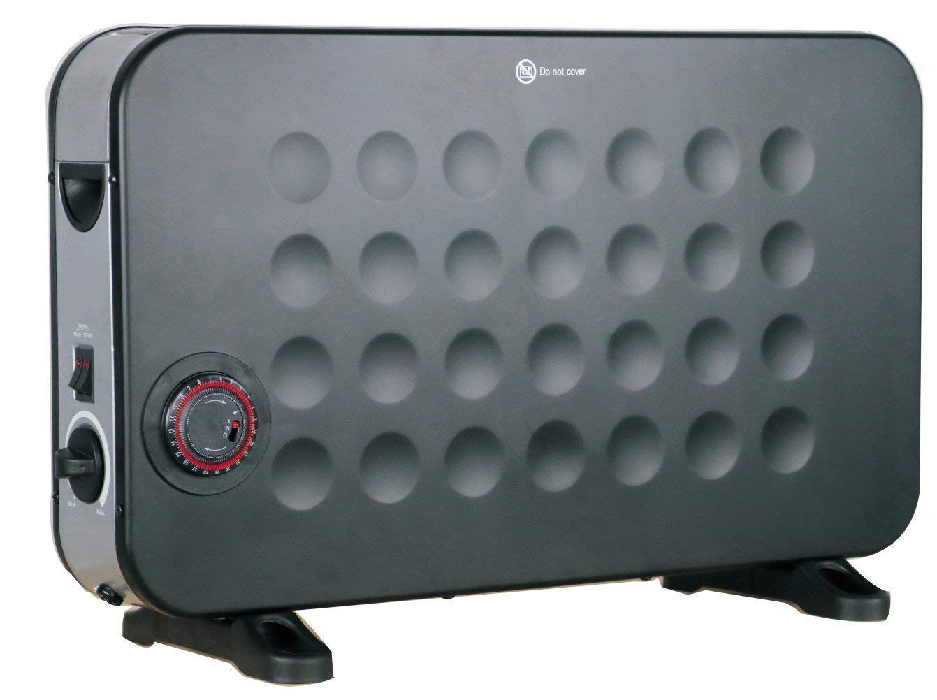 Aironic Convection Heater with Timer 2000W