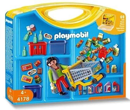 Amazon.com: Playmobil Shopper Carrying Case: Toys & Games