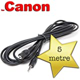 5m Extension Cable for Canon RS-60E3 Remote Shutter Release