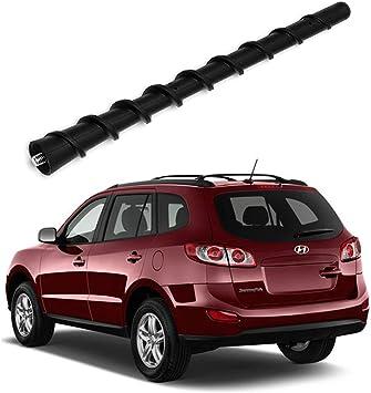 ZHParty Antena de 7 Pulgadas, Repuesto Hyundai Santa FE, Tucson, Solaris, Elantra GT, reemplaza a OEM # 96215-2J100