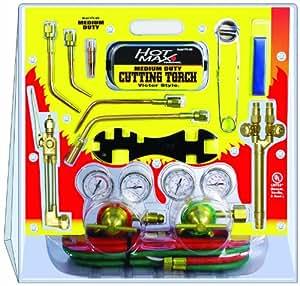 Hot Max VTK-MD Victor Style Medium Duty Torch Kit