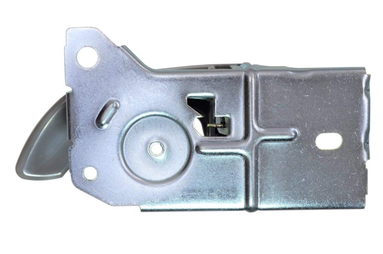 Interior Inner Inside Door Handle Light Gray PT Auto Warehouse KI-2550H-FR Front Right Passenger Side