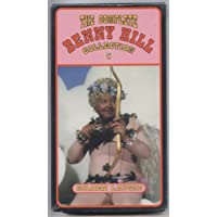 The Complete Benny Hill Collection: Golden Laughs