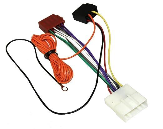 3 opinioni per Aerzetix- Cavo connettore autoradio ISO AK8 adattatore cavetto alimentazione .
