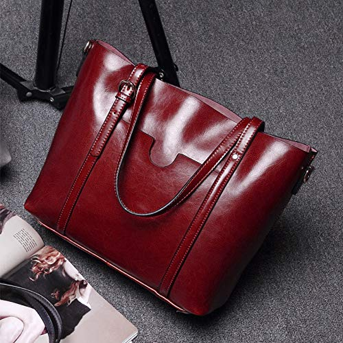 X Wine Spalla 19000277 Red Yaluxe A Donna Borsa large 3 pxqw81