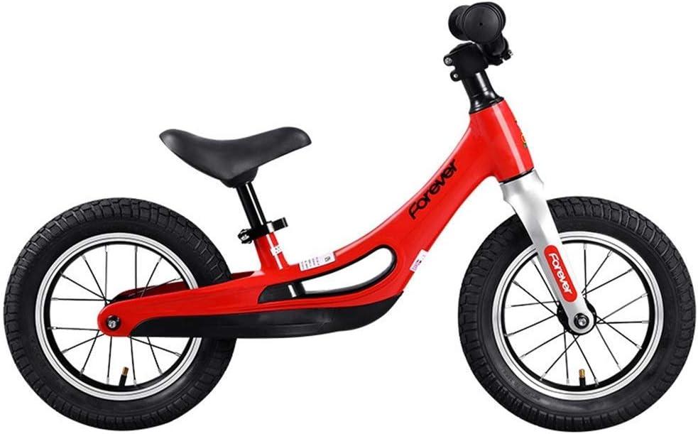 Bicicleta de equilibrio XT-Balance Bike Rojo para niños de 2 a 6 ...