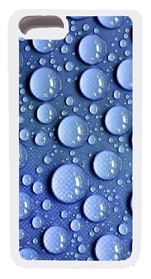 Amazon Com Iphone 8 Plus Case Custom Blue Wallpaper Hard