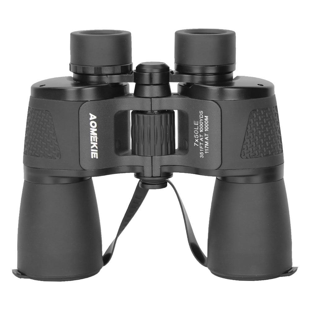 aomekie 7 x 50 ao3023のワイド角度Porroプリズム双眼FMCアウトドア旅行キャンプハイキングハンティング B01IR229DI