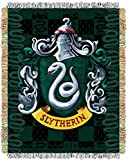 The Northwest Company Warner Bros Harry Potter Slithering's Crest Tapestry Throw, 48 by 60-Inch