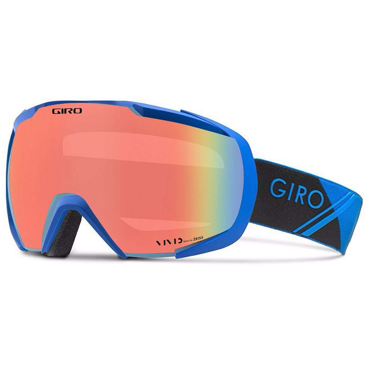 Giro Onset雪ゴーグル – Men 's  Blue Sporttech B07341S3HP