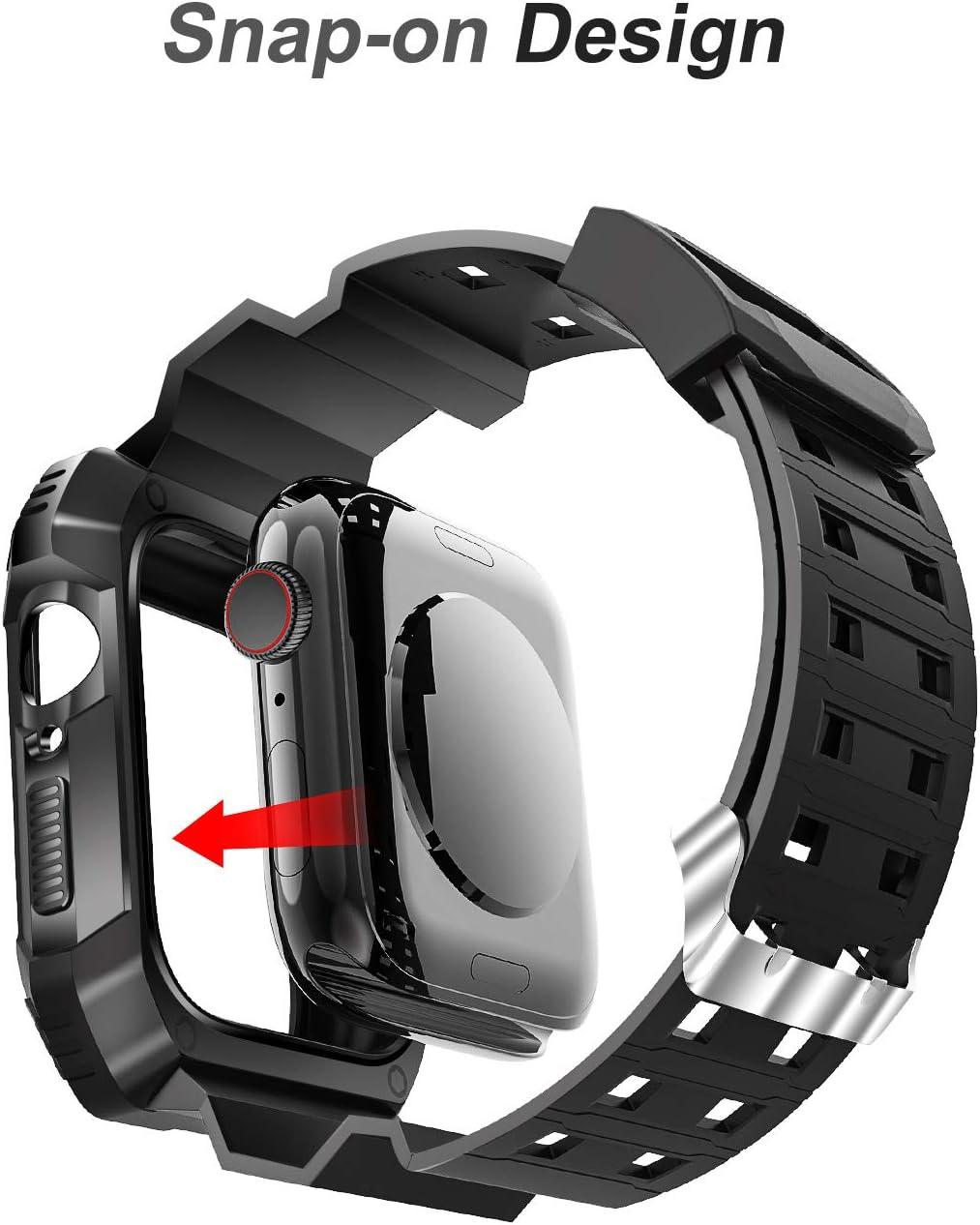 Malla super protectora para reloj Apple Watch 1, 2, 3 (38mm)