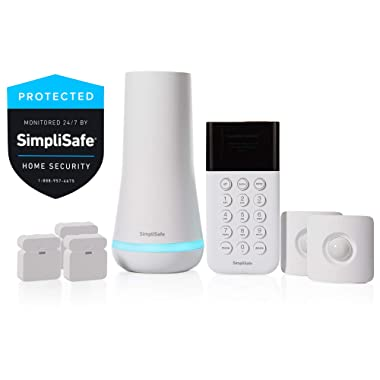 SimpliSafe Home Security System (7-Piece)