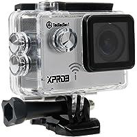 TecTecTec XPRO3 Action Camera Ultra HD 4K - WiFi Camera di altissima qualità Ultra HD