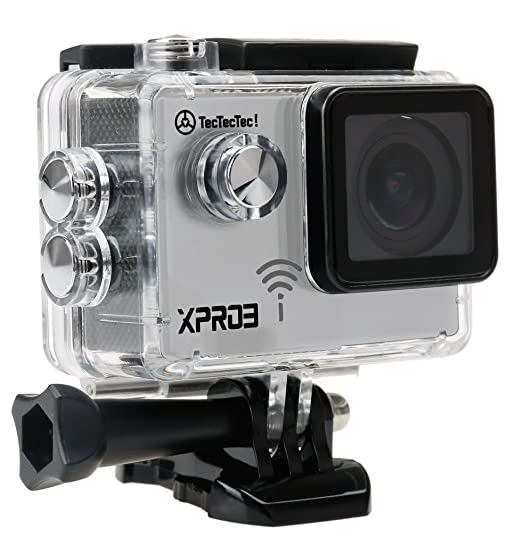 62 opinioni per TecTecTec XPRO3 Action Camera Ultra HD 4K- WiFi Camera di altissima qualità