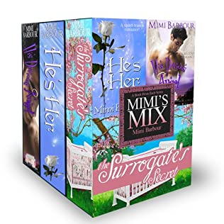 book cover of Mimi\'s Mix