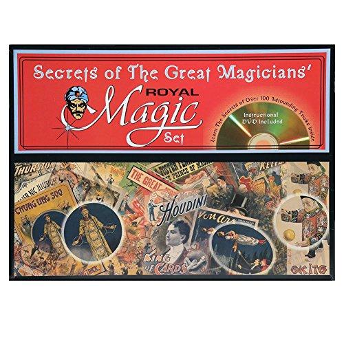 Forum Royal Magic Set - Secrets of The Great Magicians ()