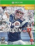 Electronic Arts Madden NFL 17 Deluxe Xbox One - Juego (Xbox One, Deportes, EA Tiburon, 23/08/2016, E (para todos), Fuera de línea, En línea)