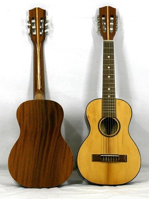 Musikalia Guitarra Classic de liuteria – Tamaño 1/4: Amazon.es ...