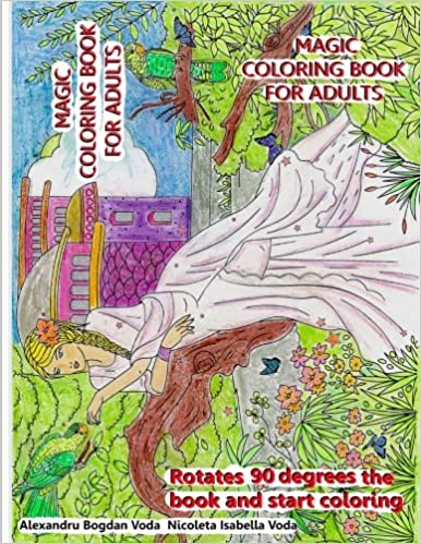 Amazon.com: Magic coloring book for adults: An extraordinary ...