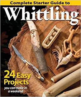 Image result for complete starter guide to whittling book cover