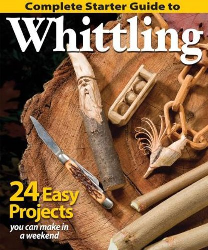 Complete Starter Guide Whittling Woodcarving product image