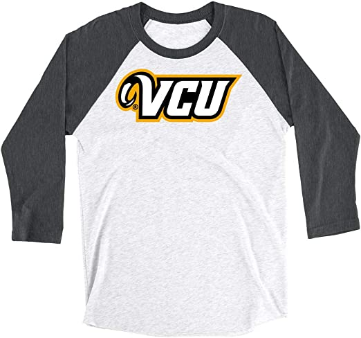 Official NCAA VCU Rams PPVCU03 Womens Oversized Boyfriend Tank