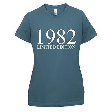 1982 Limierte Auflage/Limited Edition - 36. Geburtstag - Damen T-Shirt -