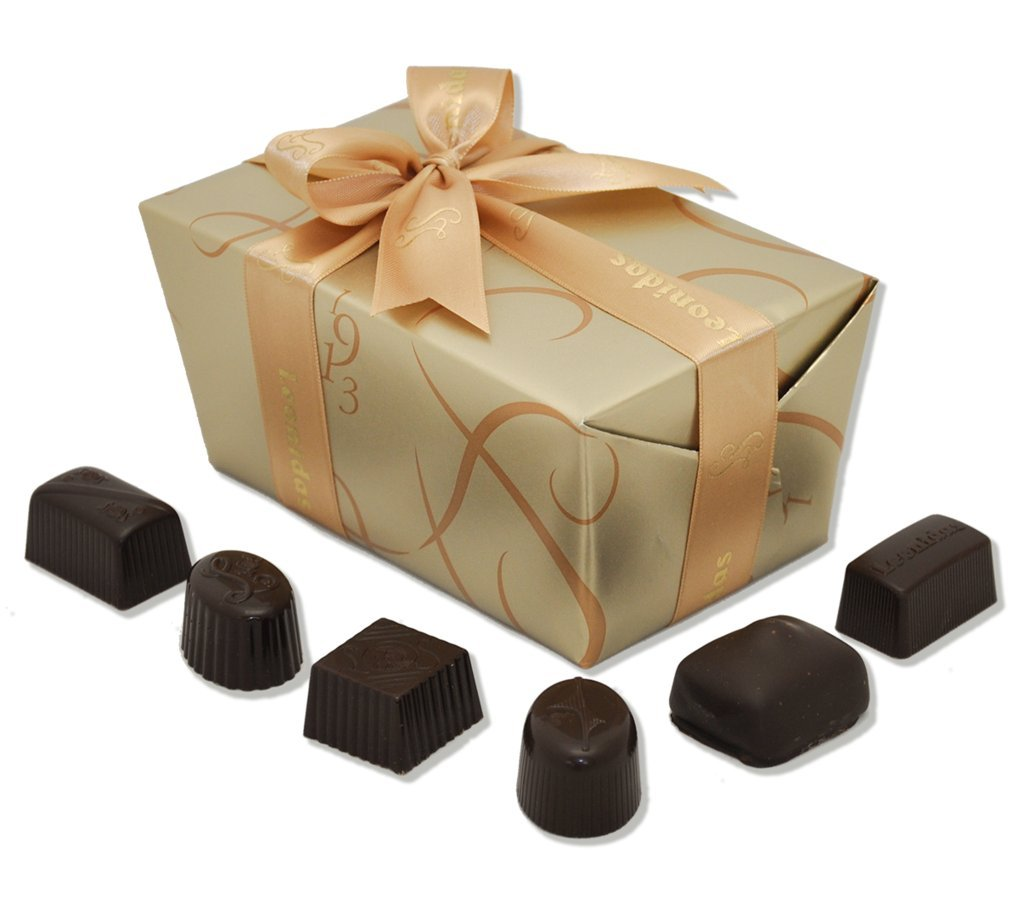 Leonidas Belgian Chocolates: 2 lbs Dark Chocolates Assortment