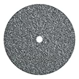 Walter Blendex Surface Conditioning Disc, Non-Woven, 4-1/2'' Diameter, Grit Super Fine, Grey (Pack of 10)