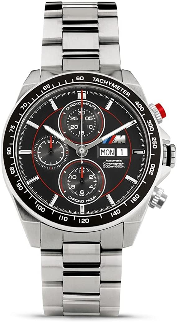 Original BMW M Chronograph Uhr Armbanduhr, automatik Kollektion 20162018