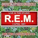 Live In The Studio - Kcrw Studios 1991