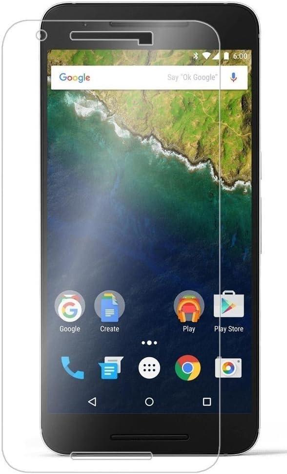 Funnytech_ - Cristal templado para Huawei Nexus 6P. Protector de ...
