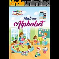 Teach me Alphabet - By Kaashvi Education: Alphabet Book (KinderGarten - School 1)