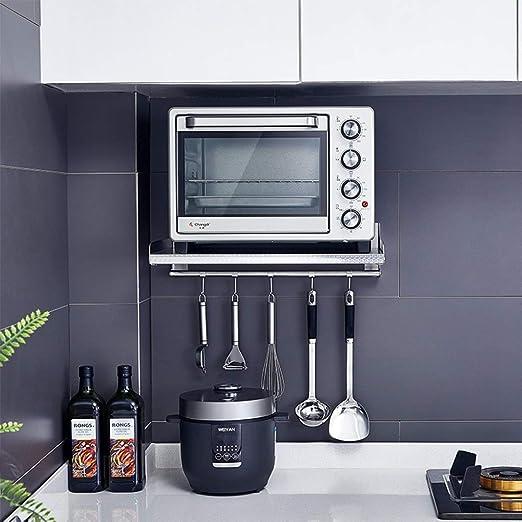 Kitchen shelf CCET Cocina Colgador de Almacenamiento en Rack de ...