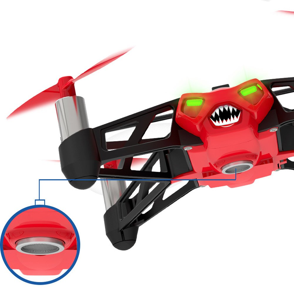 Parrot mini drone's rolling spider Red by Parrot (Image #15)