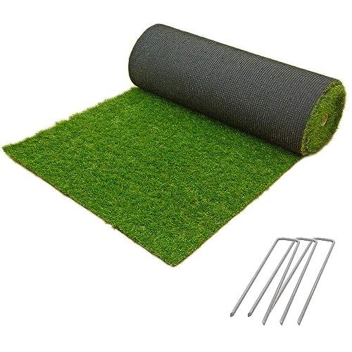 本物の芝生みたいなリーベの人工芝「パークシア シンプル」