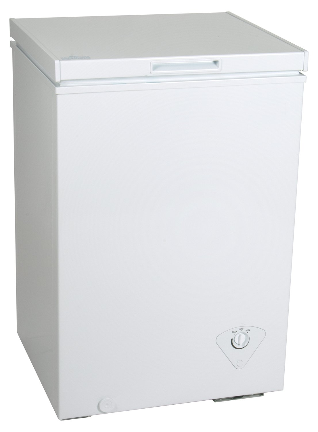 Koolatron KTCF99 3.5 cu. ft. Chest Freezer, White by Koolatron