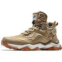 RAX Men's Mid Multifunctional V-tex Waterproof Hiking Boots Outdoor Shoes